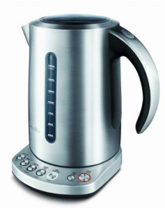 Breville BKE820XL Variable-Temperature 1.8-Liter Kettle