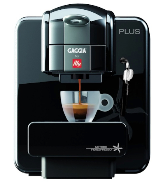 single serve espresso and coffee machine