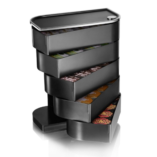 Best Single Cup Coffee Maker Best Holders and Storage Units to Organize Your K-Cups ...