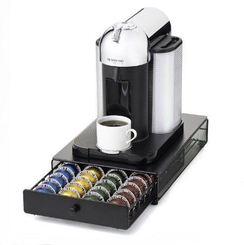 Best holders and storage units to organize your nespresso capsules coffee g - Rangement capsule nespresso ...