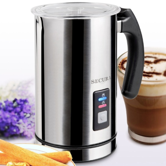 Frothy Coffee Maker Reviews : What Is The Best Electric Milk Frother and Steamer You Can Buy? Coffee Gear at Home