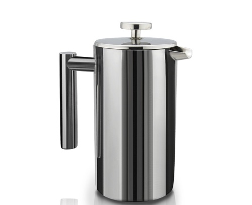 best insulated stainless steel french press pots coffee gear at home. Black Bedroom Furniture Sets. Home Design Ideas