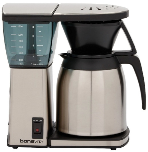 What Coffee Maker Makes The Hottest Cup Of Coffee : What Makes The Bonavita BV1800 8-Cup Coffee Maker The Best Coffee Maker & Why You Should Buy It ...