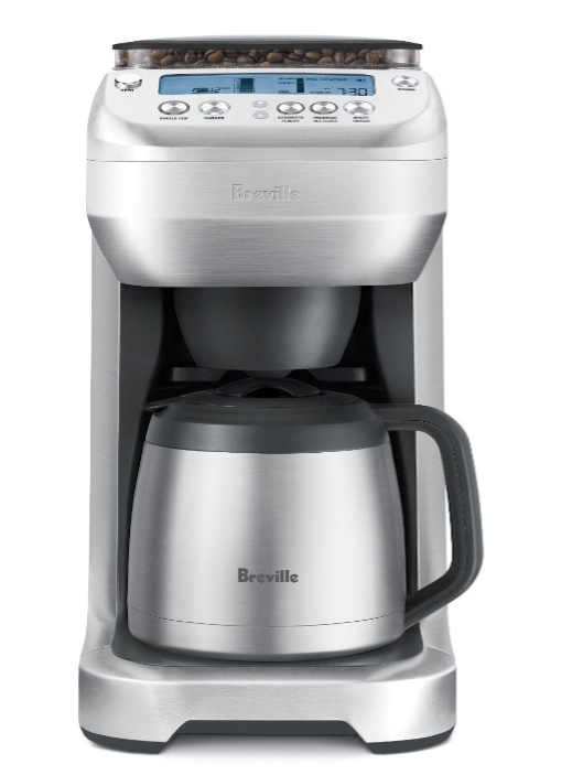 Breville Coffee Maker With Grinder Reviews