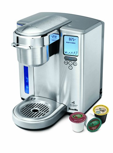 Breville BKC700XL Gourmet Single Serve Coffeemaker Best Coffee Makers For Home Which Coffee Makers Have A Hot Water System Coffee Gear At Home