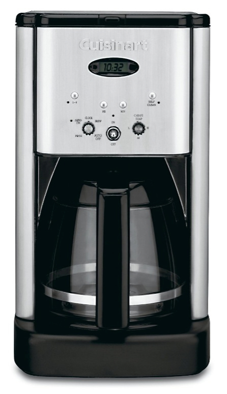 Cuisinart Coffee Maker How Much Coffee To Use : Cuisinart Programmable Coffee Makers: a Comparison Between ...