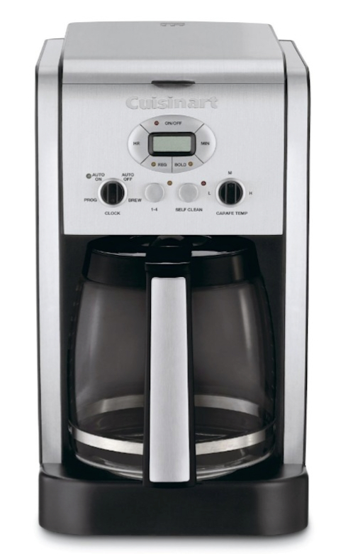 Cuisinart Automatic Grind And Brew Coffee Maker User Manual : Cuisinart Programmable Coffee Makers: a Comparison Between DCC-2600, DCC-1200 and DGB-650BC ...