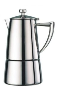 Is There a Stainless Steel Coffee Maker With No Plastic Parts? Coffee Gear at Home