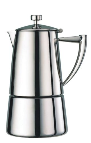 Coffee Maker With Metal Parts : Best Stainless Steel Stovetop Moka Pots/Espresso Makers Coffee Gear at Home