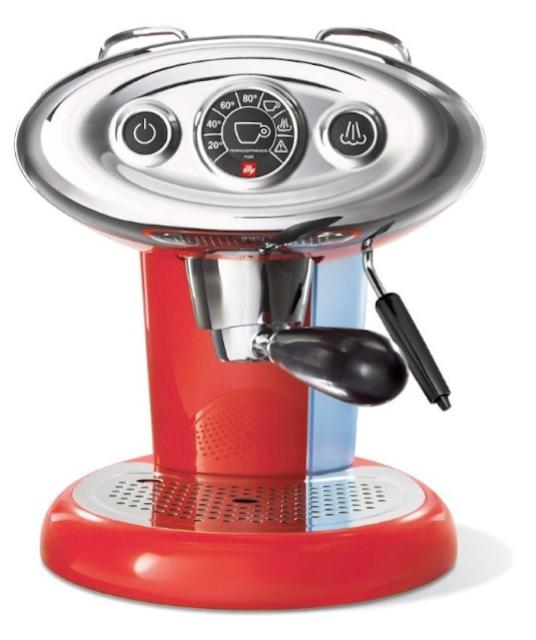 gaggia espresso machine for illy capsules