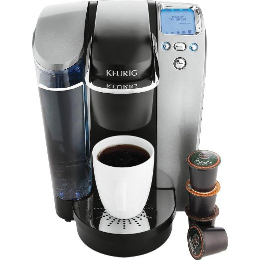 Keurig B70 Platinum Brewing System Keurig K Cup Coffee Maker Reviews