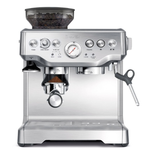 Top Rated Espresso Machines With Built In Conical Burr