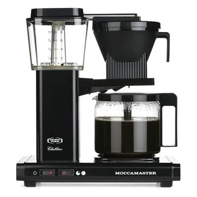 Best Coffee Maker Scaa : Technivorm Moccamaster KBG-741 SCAA Certified Coffee Brewer Coffee Gear at Home