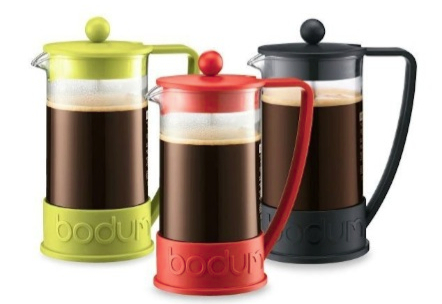 Bodum Pour Over Coffee Maker Directions : Bodum French Coffee Press - The Coffee Table