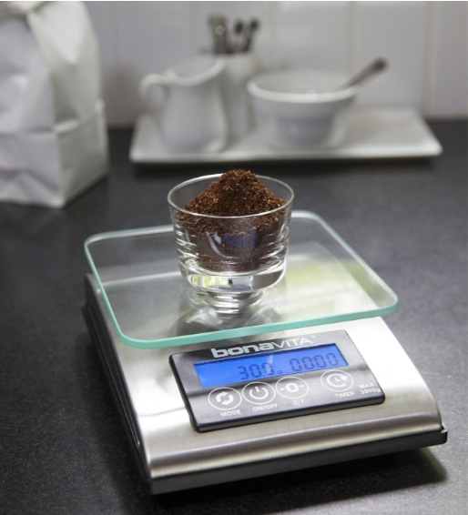 Best Digital Coffee Scales For Pour Over Drip Coffee