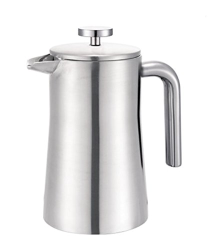Coffee Maker No Plastic No Aluminum : Is There a Stainless Steel Coffee Maker With No Plastic Parts? Coffee Gear at Home