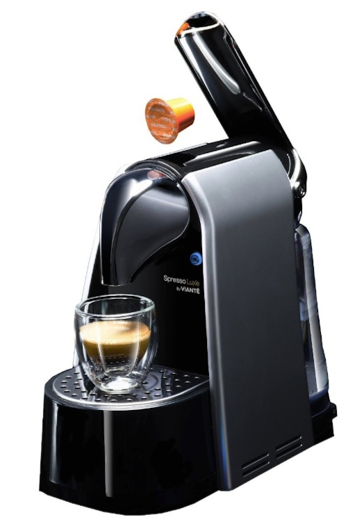 Caf Ef Bf Bd Espresso Capsule Coffee Machine