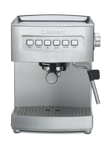 Cuisinart Em200 Vs Em100 15 Bar Espresso Makers What S The Difference And Which Is Best To Buy Coffee Gear At Home
