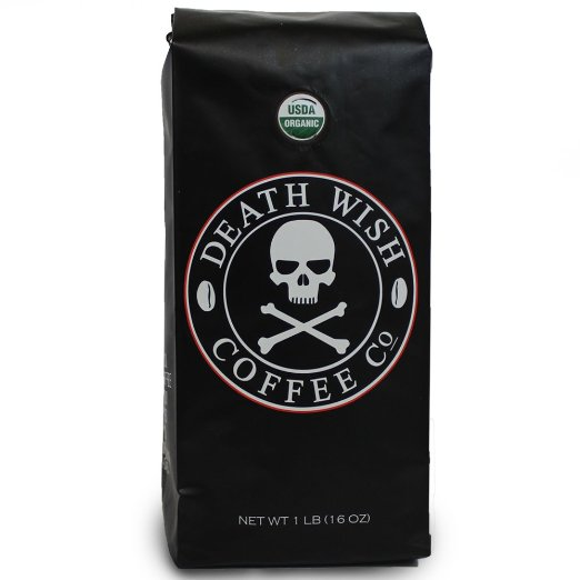 Caffeine In A Cup Of Coffee Vs Deathwish
