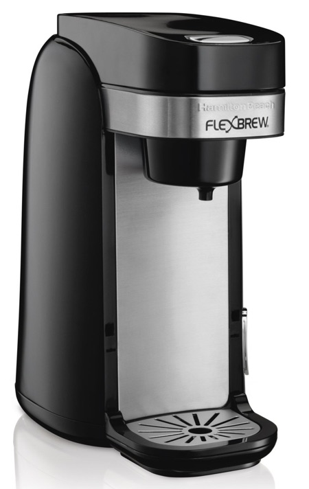 Pod Coffee Maker Reviews 2015 : Hamilton Beach FlexBrew Single-Serve Brewer Comparison: 49999A vs. 49997 vs. 49995 Coffee Gear ...