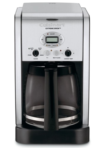 Cuisinart Coffee Maker Customer Service : Cuisinart DCC-3200 vs. DCC-2650, What s The Difference? Coffee Gear at Home