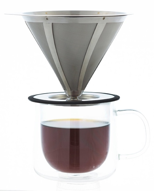 Coffee Maker Without Paper Filter : Which Paperless, No-filter Pour Over Coffee Dripper Is Best To Buy? Coffee Gear at Home