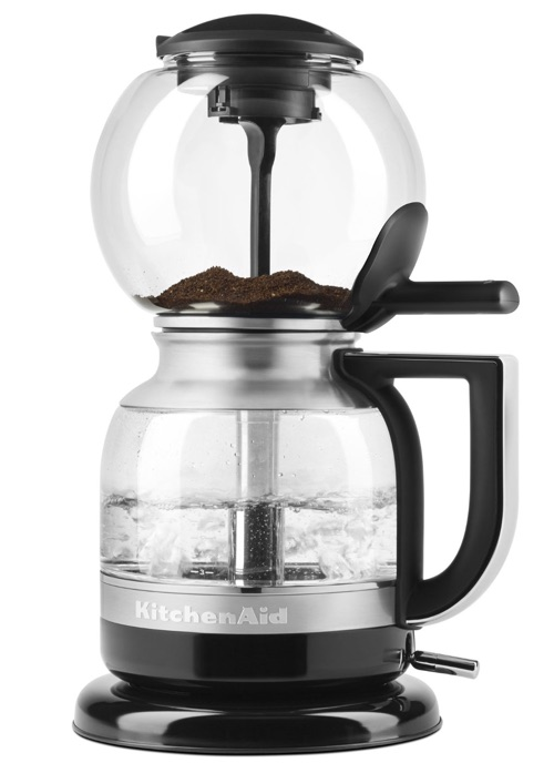Kitchenaid Siphon Coffee Brewer How It Works And Should