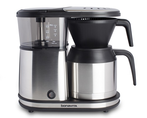 Bonavita Coffee Maker Vs Bunn : Bonvativa BV1500TS vs. TD, What s The Difference and Which Is Best? Coffee Gear at Home