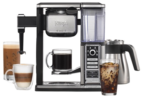 All You Need To Know: Ninja Coffee Bar System Reviews and Comparisons Coffee Gear at Home