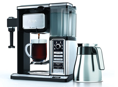 Ninja Coffee Maker Grind : All You Need To Know: Ninja Coffee Bar System Reviews and Comparisons Coffee Gear at Home
