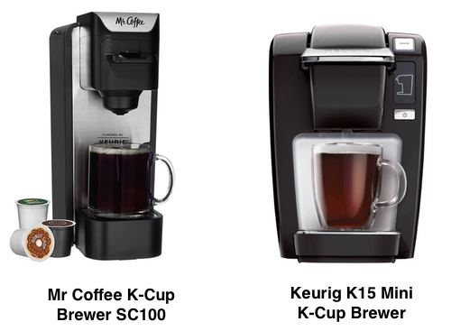 What Is The Difference Between a Keurig and Mr Coffee K-Cup Brewer? Coffee Gear at Home