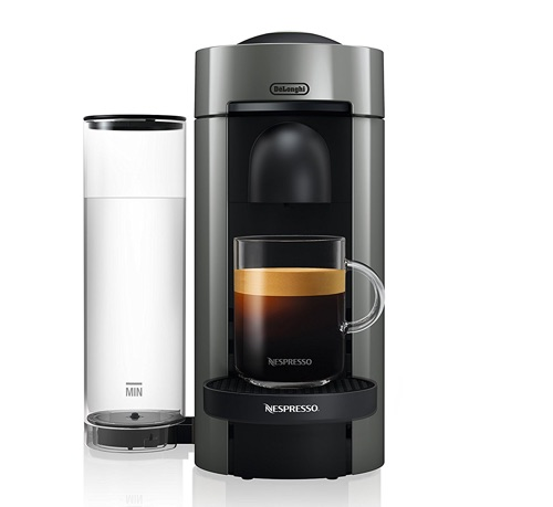 Nespresso VertuoPlus Coffee and Espresso Maker How To Make Espresso At Home With A Coffee Maker