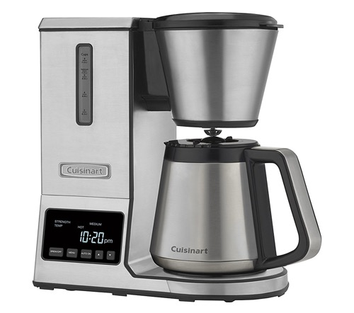 Cuisinart Pure Precision (CPO-800/850) Pour Over Coffee Maker - Is It Worth It? Coffee Gear at ...