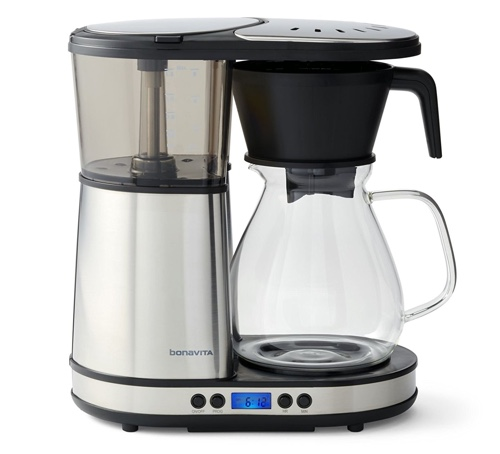Bonavita Coffee Maker Vs Bunn : Bonavita Metropolitan BV1901PW: What s New and How Is It Different? Coffee Gear at Home