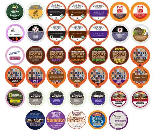 Buy cheap Keurig K-Cup pods online at cheapwomensclothes.tk Shop our huge selection of discounted K-Cups. We offer over varieties of the most popular and hard to find Keurig K-Cup flavors. Light roast, medium roast, dark roast, espresso roast, regular coffee, flavored coffee, caffeinated, decaf, latte's, hot chocolate and much more.